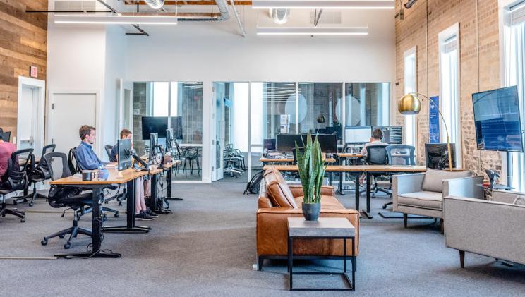 Espacio de 'coworking'