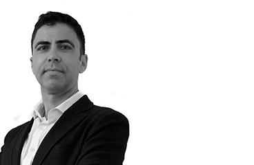 Jorge González, nuevo director general de Intu España. / Zaragoza Properties.