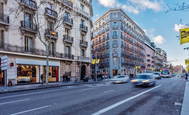Calle Serrano