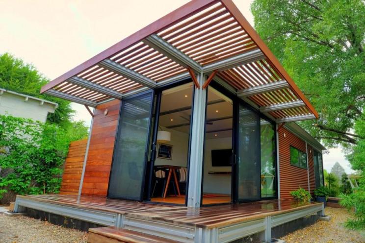 Modelo de vivienda prefabricada / KitHaus