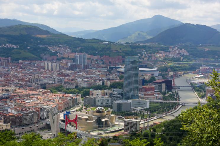 Vista panorámica de Bilbao / Gtres