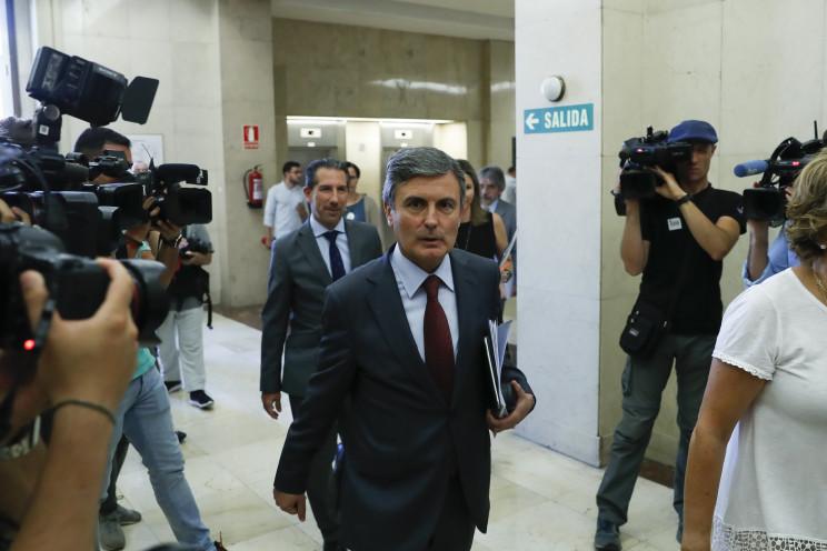 Pedro Saura, secretario de Estado de Transportes, Movilidad y Agenda Urbana / Gtres