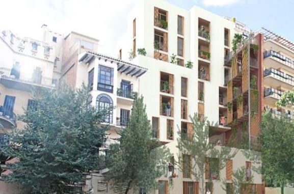 Proyecto en Vallcarca-Penitents