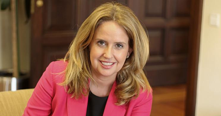 Helena Beunza, exsecretaria general de vivienda