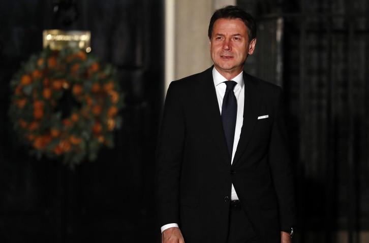 Giuseppe Conte, primer ministro de Italia / Gtres