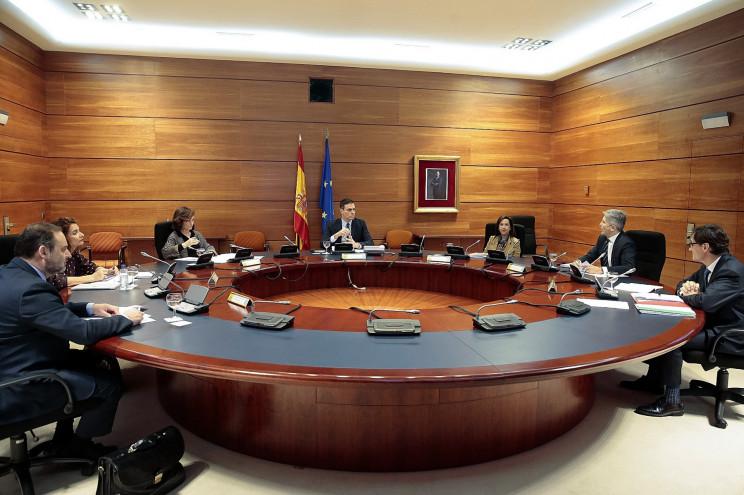 Reunión de urgencia del Consejo de Ministros / Gtres