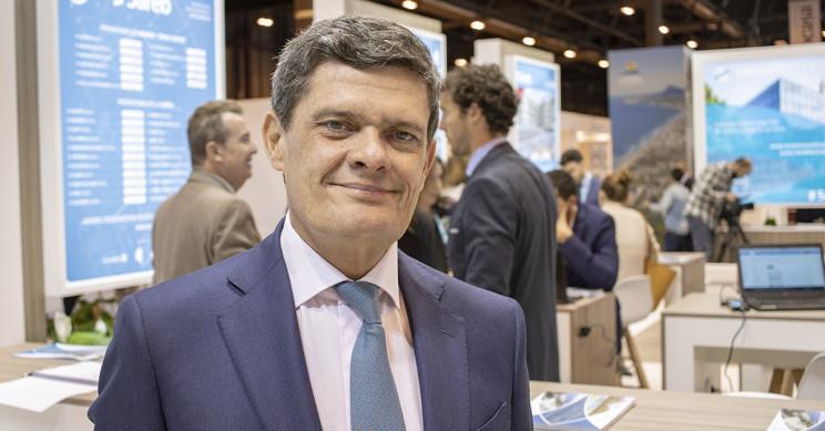 Jaime Echegoyen, actual presidente de Sareb. / Sareb.