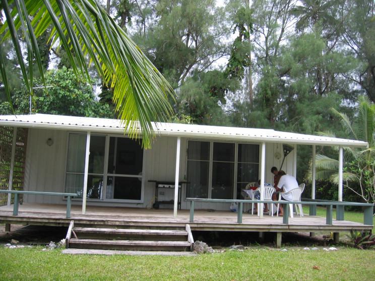 Viviendas típicas de Islas Cook, Birgit Juel Martinsen / Flickr/Creative commons
