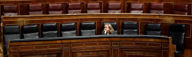Nadia Calviño, ministra de Asuntos Económicos y Transformación Digital / Gtres