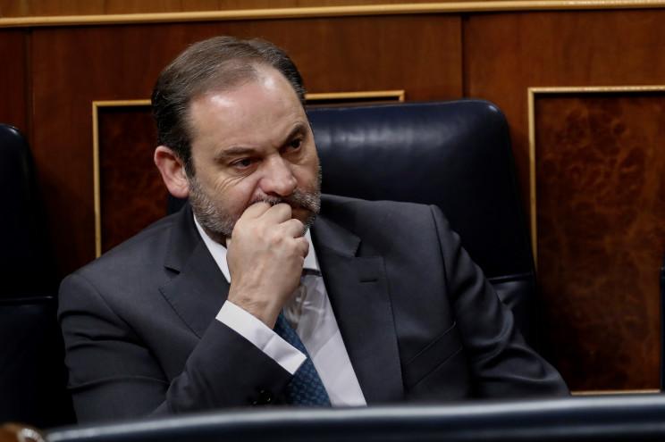 José Luis Ábalos, ministro de Transportes, Movilidad y Agenda Urbana / Gtres