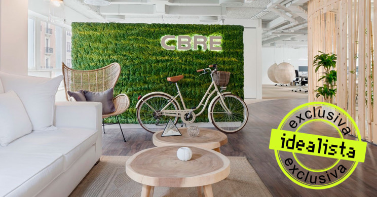 Oficinas de CBRE