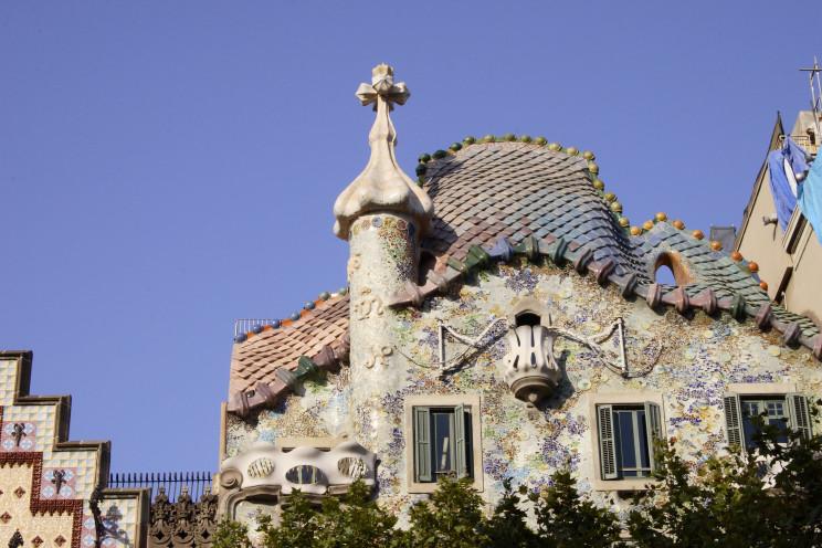 Casa Batlló, de Antonio Gaudí / Gtres
