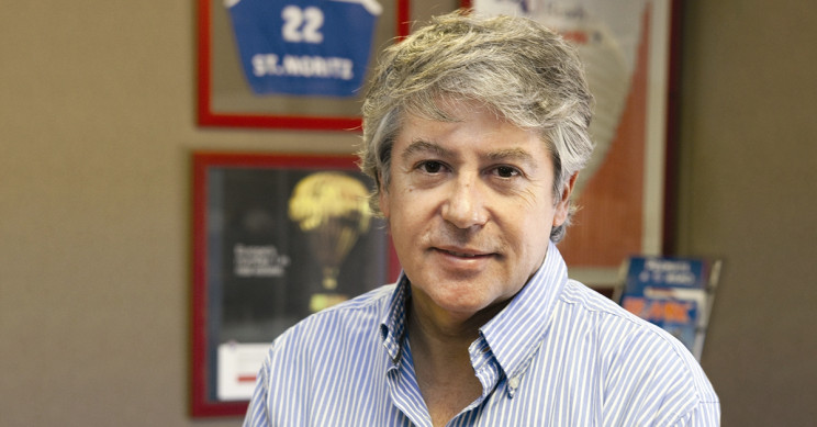 Javier Sierra, presidente de Remax en España