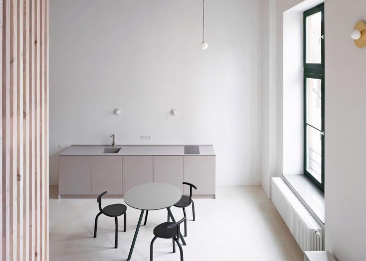 Vista general del apartamento / Maja Wirkus