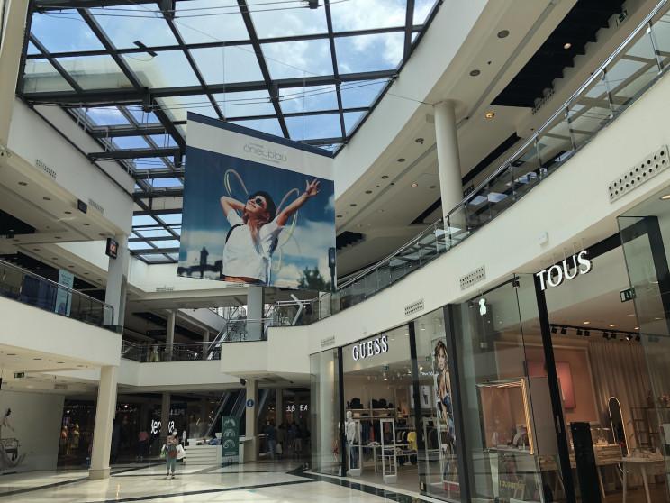 Centro comercial Ànecblau