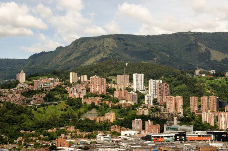 Imagen de la ciudad de Medellín / Pixabay