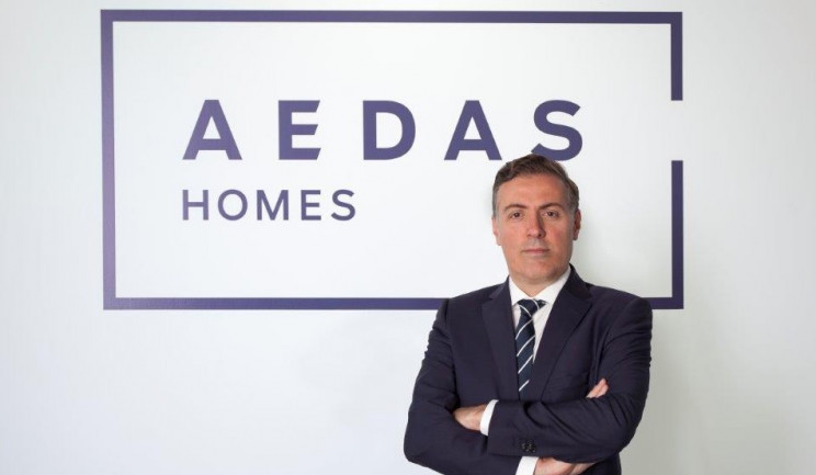 David Martínez, CEO Aedas / Aedas
