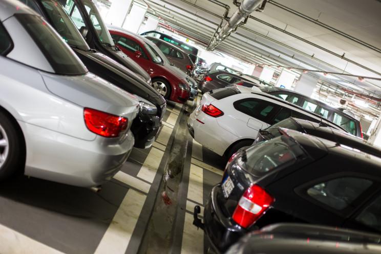 Imagen del interior de un 'parking' / Gtres