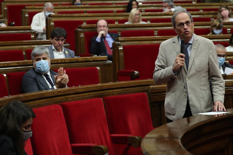 Parlamento catalán / Gtres