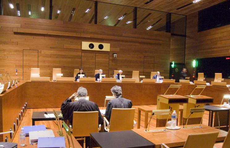 Una vista ante el Tribunal de Justicia de la Unión Europea / TJUE