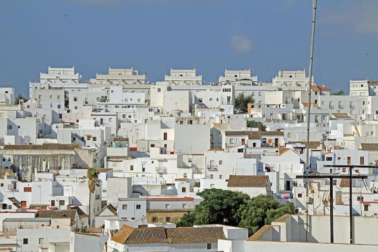 Imagen de un pueblo de Andalucía / pxfuel.com