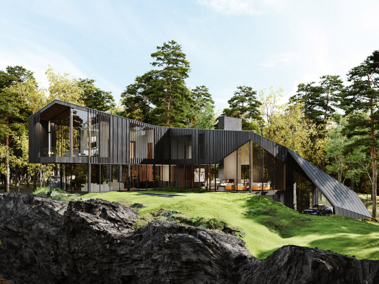 S3 Architecture/Corcoran Country Living