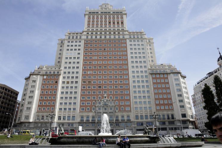 Edificio España / Wikimedia commons