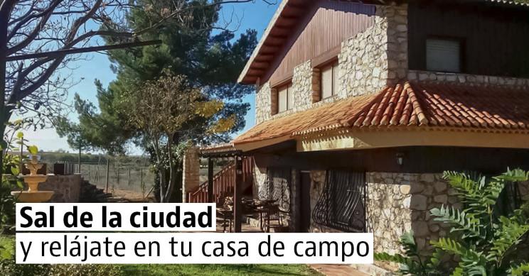 Casas de campo baratas
