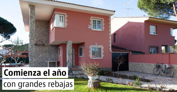 Las casas más rebajadas