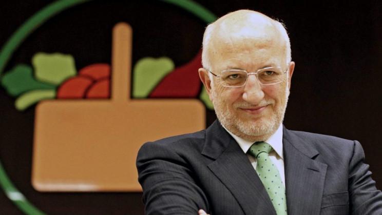 Juan Roig, fundador de Mercadona