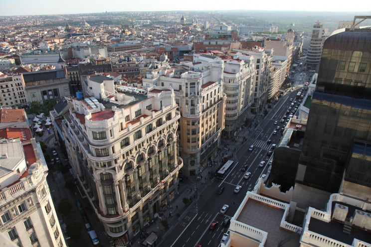 Madrid / Wikimedia commons