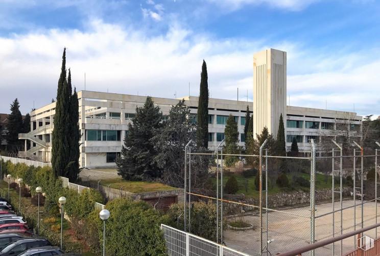 Futura sede de Vector en Madrid