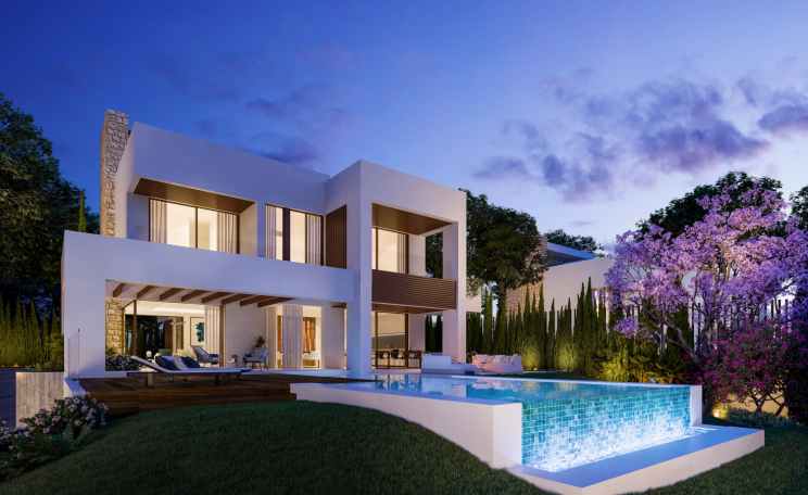Villa de lujo promovida por Fierce
