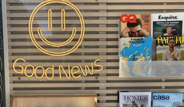 Cafetería GoodNews