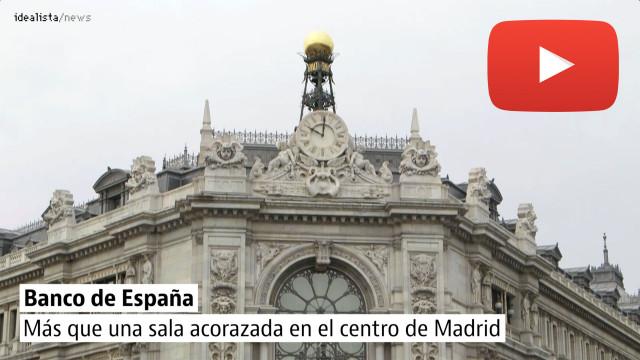 Imagen  - Los tesoros ocultos del templo financiero de España