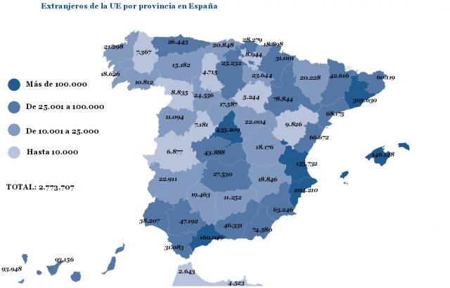 Est pasando 18 11 2015 for Mapa santander sucursales
