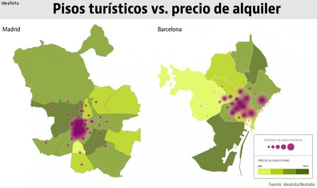 Est pasando 23 02 2017 for Pisos turisticos madrid