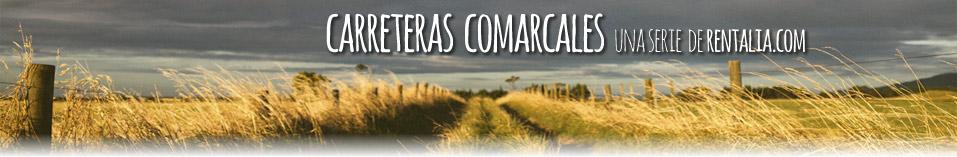 Carreteras comarcales -