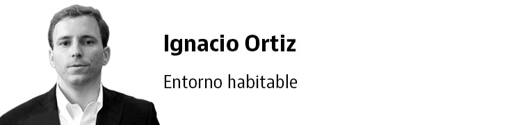 """Ignacio Ortiz - <p><a href=""""https://twitter.com/i_ortizdeandres"""" target=""""_blank"""">Ignacio Ortiz</a> es Ingeniero de Caminos con especialidad en Urbanismo y Ordenación del Territorio. Miembro del Comité Técnico 'Ciudades, Territorio y Cultura' del Colegio de Caminos. Director de Investigación de Mercados en <a href=""""https://activum.es/"""" target=""""_blank"""">ACTIVUM</a>, compañía de servicios inmobiliarios.</p>"""