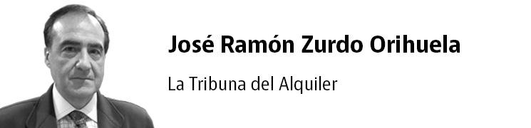 """José Ramón Zurdo - <p>José Ramón Zurdo Orihuela es Director General de la <a href=""""http://www.agencianegociadoradelalquiler.com/"""">Agencia Negociadora del Alquiler</a>, abogado especialista en arrendamientos urbanos y árbitro del Consejo Arbitral de la Comunidad de Madrid.</p>"""
