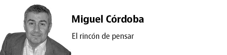 Miguel Córdoba - <p>Miguel Córdoba es profesor de Economía Financiera de la Universidad CEU-San Pablo desde hace 33 años y ha sido director financiero de varias empresas del sector privado.</p>