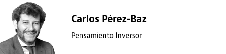 """Carlos Pérez-Baz - <p>Carlos Pérez-Baz es director de Inversiones Inmobiliarias de Mutualidad de la Abogacía y gestiona un portfolio compuesto por 45 inmuebles. Esta es su visión sobre el día a día en la gestión de una cartera de perfil """"Core"""" y del mercado desde el prisma de una aseguradora.</p>"""